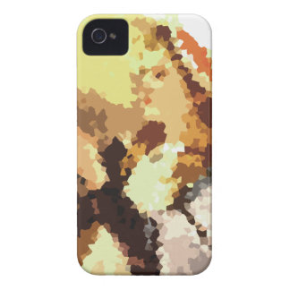 Pattern Girl 2 iPhone 4 Case-Mate Cases