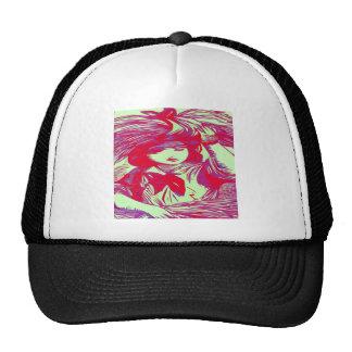 Pattern Girl Trucker Hat