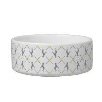 Pattern Great Danes Bowl