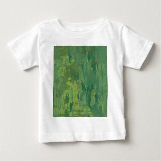 Pattern Green Jungle Camouflage Baby T-Shirt