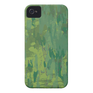 Pattern Green Jungle Camouflage iPhone 4 Case-Mate Case