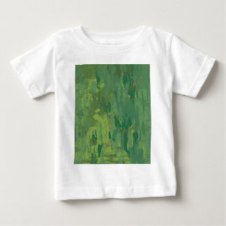 Pattern Green Jungle Camouflage Tshirt