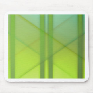 Pattern green no. 1 created by Tutti Mouse Pad