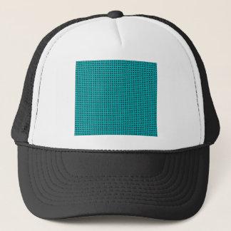 Pattern- Green Trucker Hat
