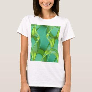 Pattern green yellow created by Tutti T-Shirt