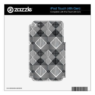 pattern I Decals For iPod Touch 4G