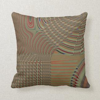 Pattern Intertwined American MoJo Pillows