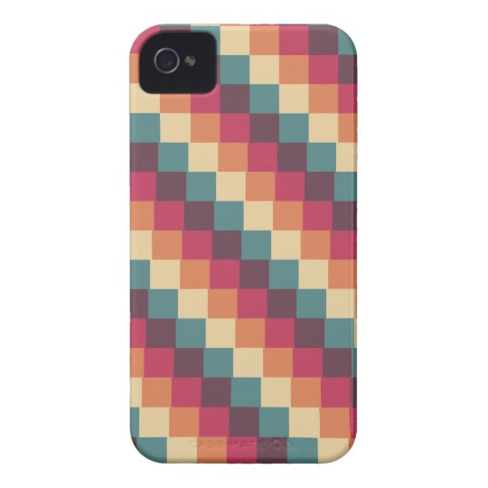 Pattern iPhone 4 Cover