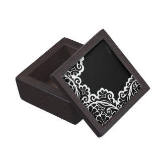 pattern jewelry box