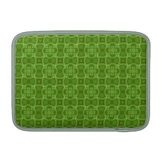 pattern.jpg de madera abstracto verde funda  MacBook