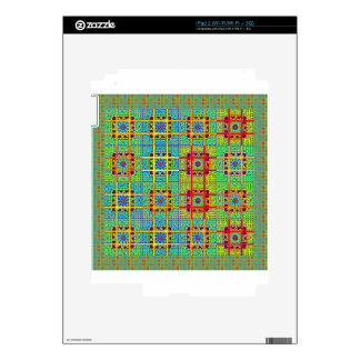 pattern.jpg tribal étnico maya skins para iPad 2