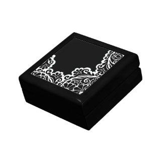 pattern keepsake box