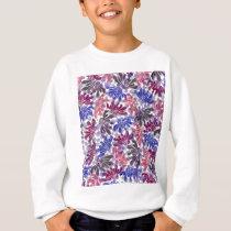 pattern L Sweatshirt
