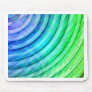 Pattern lightgreen no. 2 created by Tutti Mouse Pad