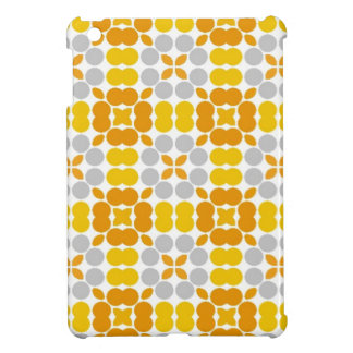 Pattern LUISE yellow Case For The iPad Mini