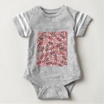 pattern M Baby Bodysuit