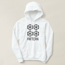 Pattern Men's Hoodie