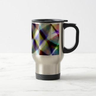 Pattern multicolored Design by Tutti Travel Mug