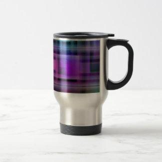 Pattern multicolored no. 14 created by Tutti Travel Mug