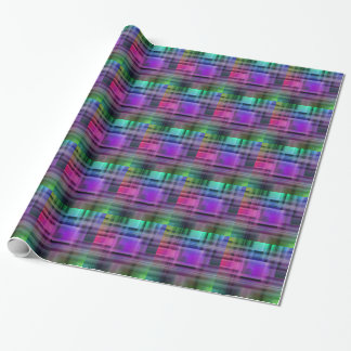 Pattern multicolored no. 14 created by Tutti Gift Wrap