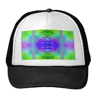Pattern multicolored no. 23 designed by Tutti Trucker Hat