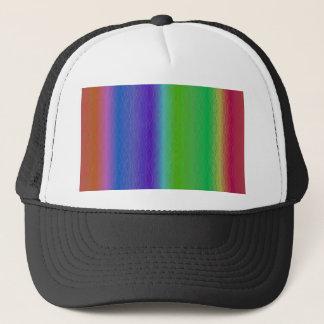 Pattern multicolored no. 24 designed by Tutti Trucker Hat