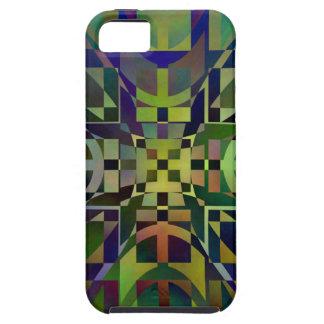 Pattern multicolored no. 28 designed by Tutti iPhone 5 Cover