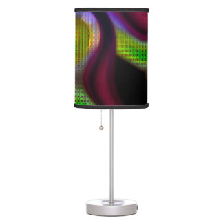 pattern multicolored no. 30 created by Tutti Table Lamp