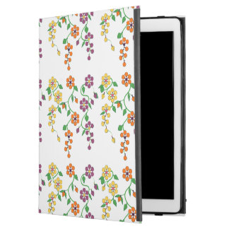 Pattern NO.2: Hanging Flowers iPad Cover