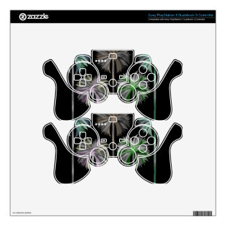 Pattern O PS3 Controller Decal