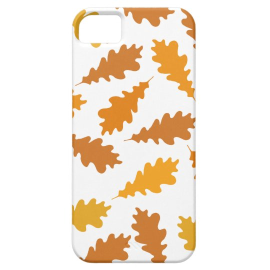 Pattern of Autumn Leaves. iPhone SE/5/5s Case
