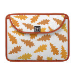 Pattern of Autumn Leaves. Sleeves For MacBook Pro