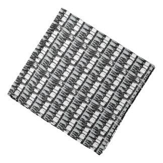 pattern of beers bandana