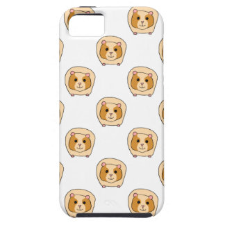 Pattern of Guinea Pigs. iPhone SE/5/5s Case