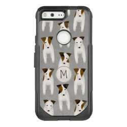 OtterBox Google 5 with Jack Russell Terrier Phone Cases design