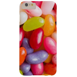 Pattern of jelly beans barely there iPhone 6 plus case