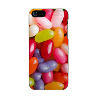 Pattern of jelly beans metallic phone case for iPhone SE/5/5s