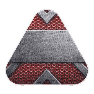 Pattern of metal plate bluetooth speaker