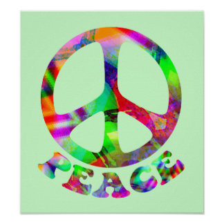 Pattern of Peace Posters