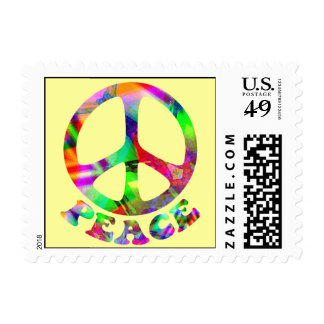 Pattern of Peace Stamps