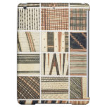 Pattern of Polynesian tapa from Cook's iPad Air Case