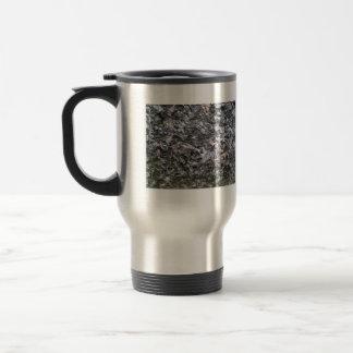 Pattern of Seamless Rock Texture Coffee Mugs
