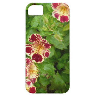 Pattern of Tiger Lilies iPhone SE/5/5s Case