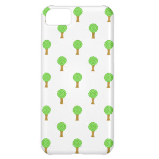 Pattern of Trees. iPhone 5C Case