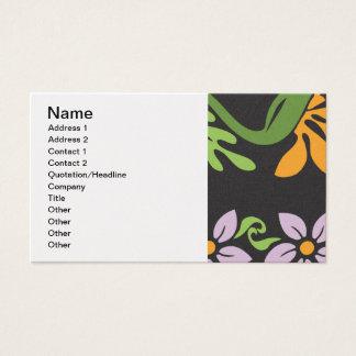 pattern_paradise_found_jilbert.ai business card