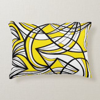 Pattern Perfect Crazy Marvelous Accent Pillow