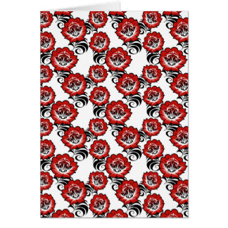 Pattern Perfect Crazy Marvelous Stationery Note Card