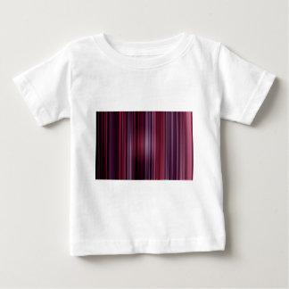 Pattern Pink Purple Stripe Baby T-Shirt