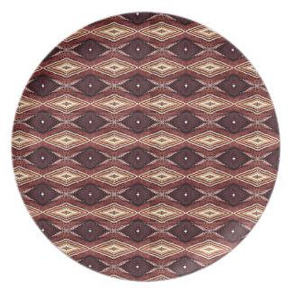 Pattern Plates. Dinner Plate