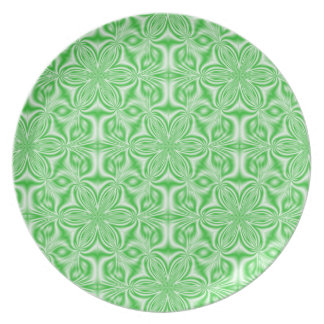 .Pattern Plates. Dinner Plates